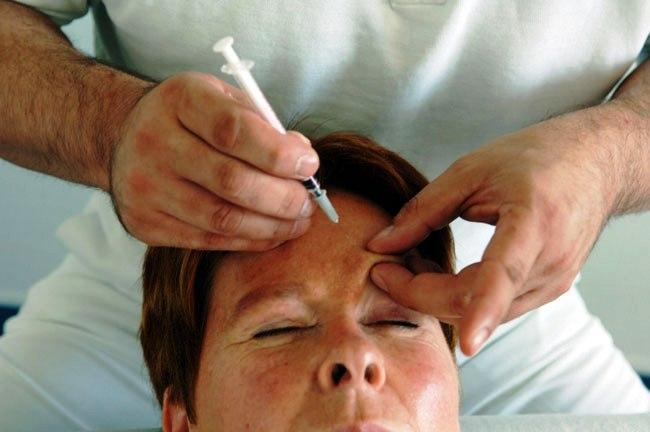 Лечение мигрени оперативным путем - Мигрень